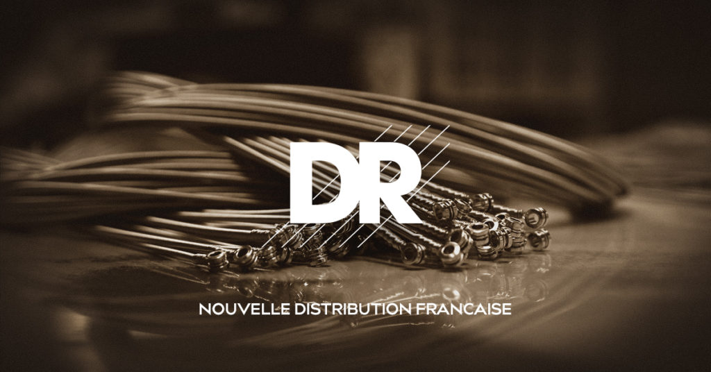 DR Strings distribution France