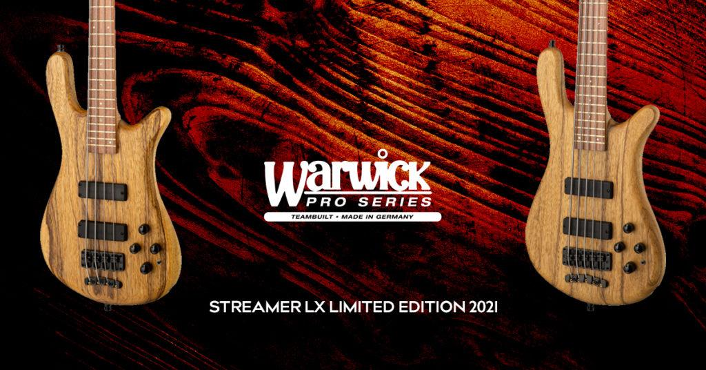 Warwick LTD 2021