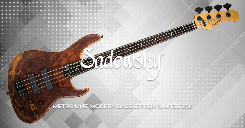 Sadowsky LTD21